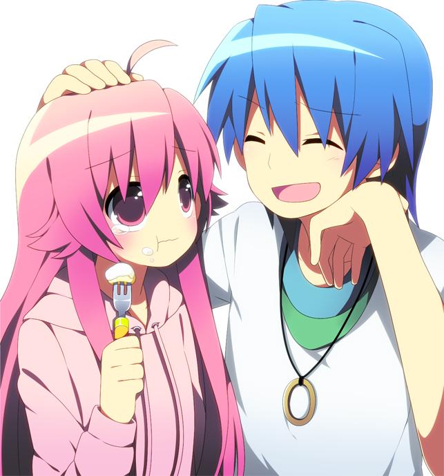 Yui And Hinata Angel Beats Angel Beats!/#971928 -...