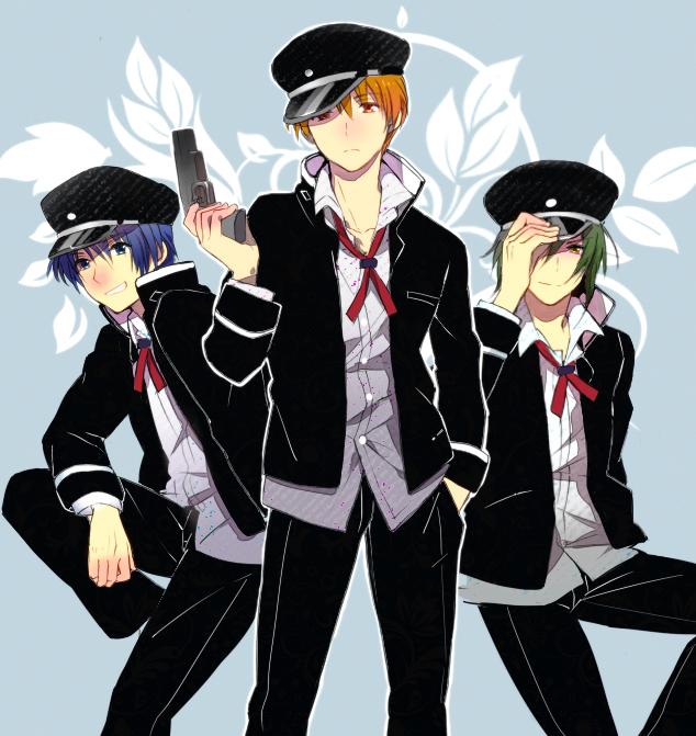 Tags: Anime, Tomako, Angel Beats!, Otonashi Yuzuru, Naoi Ayato, Hinata Hideki, Naoi Ayato (Cosplay), Pixiv, Fanart, Fanart From Pixiv