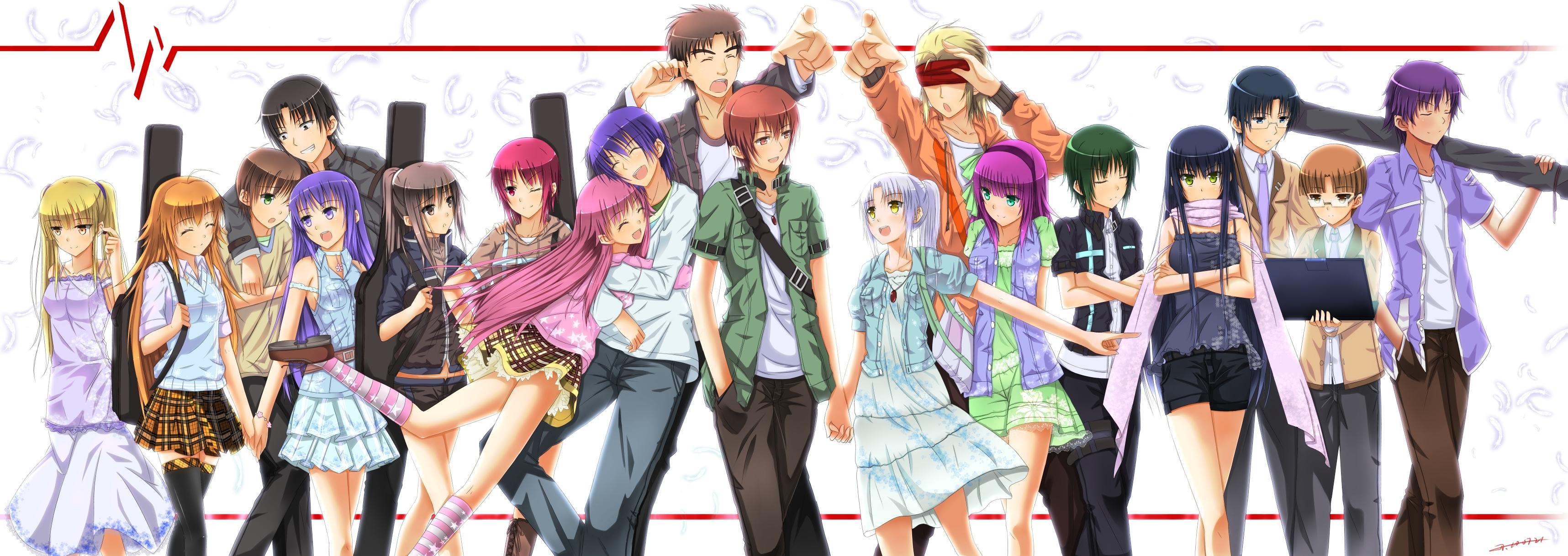 Angel Beats! Image #237641 - Zerochan Anime Image Board