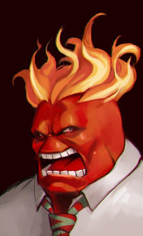 Anger (Inside Out) Image #2482394 - Zerochan Anime Image Board