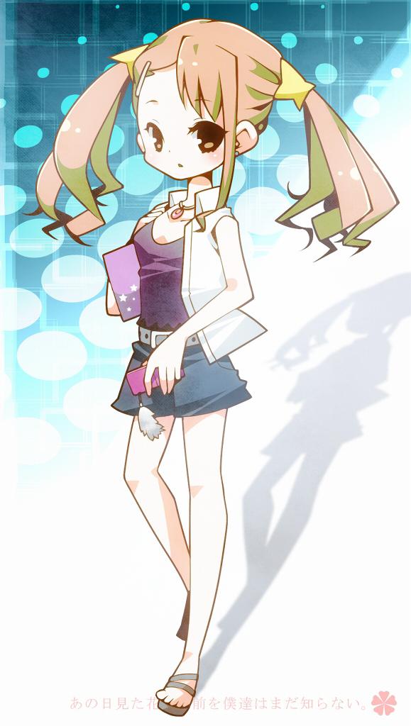 Tags: Anime, Pixiv Id 110698, Ano Hi Mita Hana no Namae o Bokutachi wa Mada Shiranai., Anjou Naruko