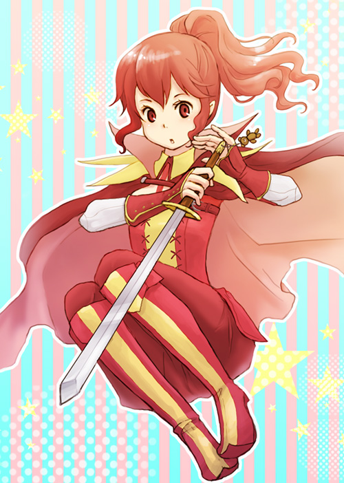 Tags: Anime, Pixiv Id 3556865, Fire Emblem: Kakusei, Anna (Fire Emblem)
