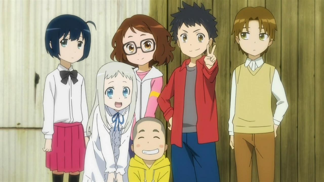 Download Ano Hi Mita Hana No Namae O Bokutachi Wa Mada Shiranai Image
