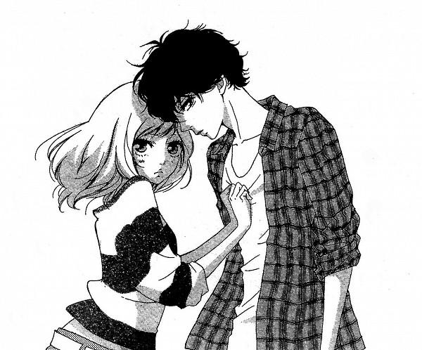 Tags: Anime, Sakisaka Io, Ao Haru Ride, Mabuchi Kou, Yoshioka Futaba