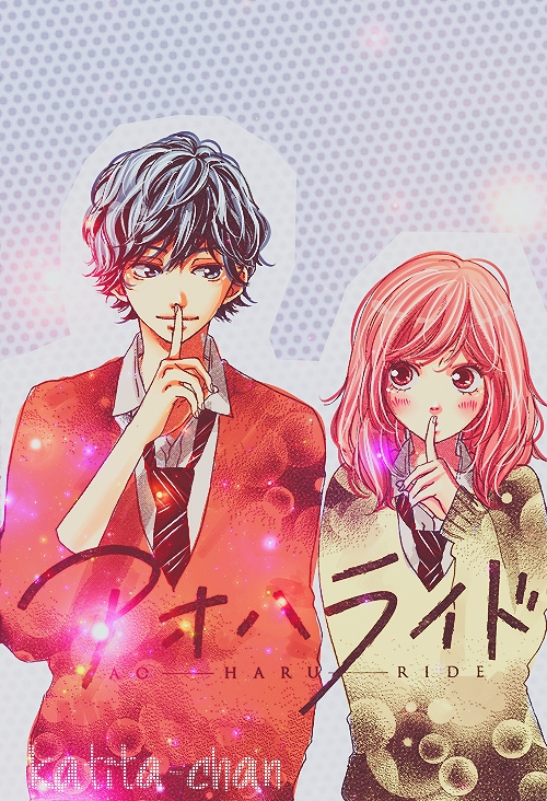 Anime Wallpapers Ao Haru Ride HD 4K Download For Mobile iPhone & PC