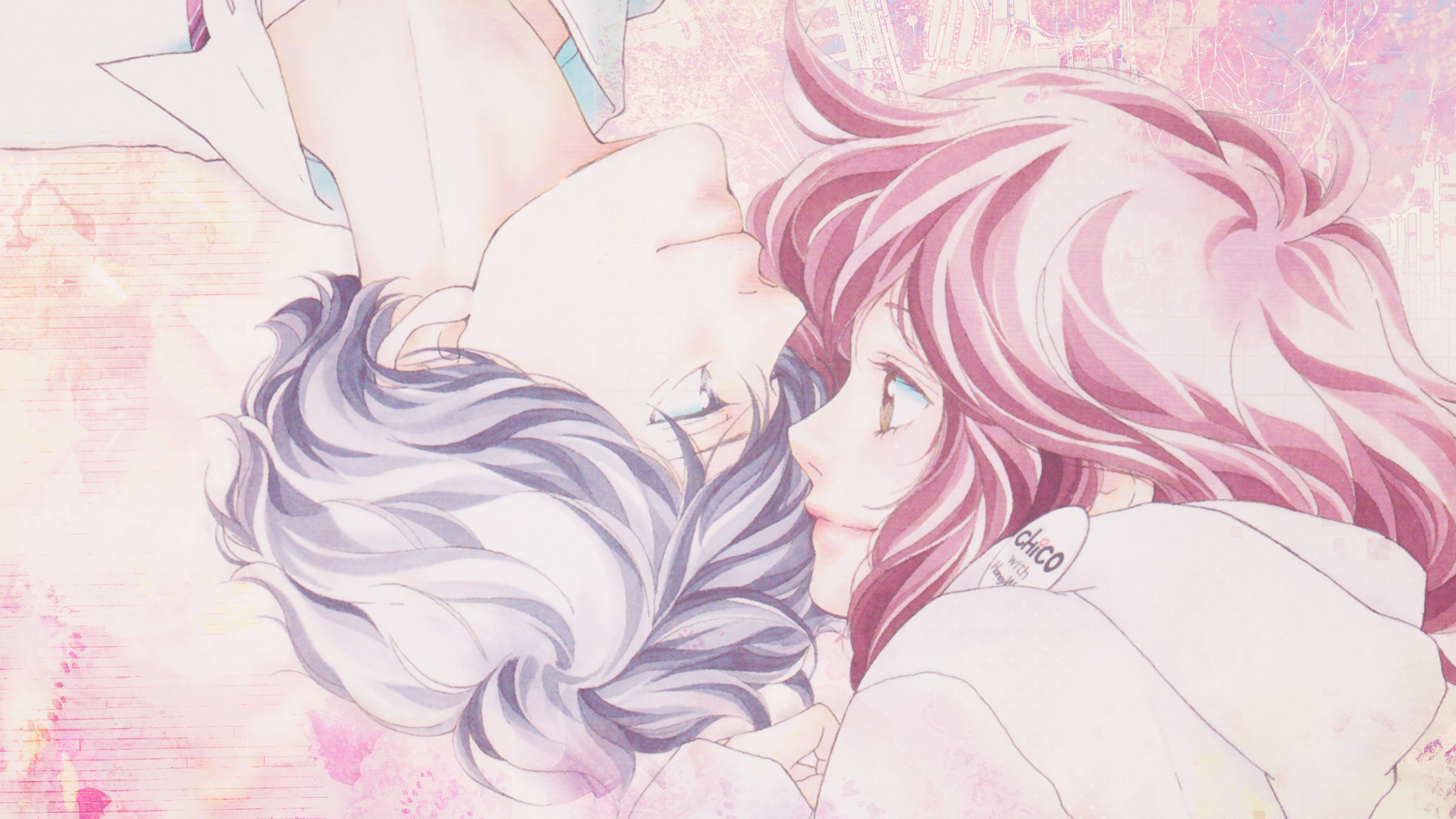 Ao Haru Ride Blue Spring Ride Wallpaper 2480802 Zerochan Anime Image Board
