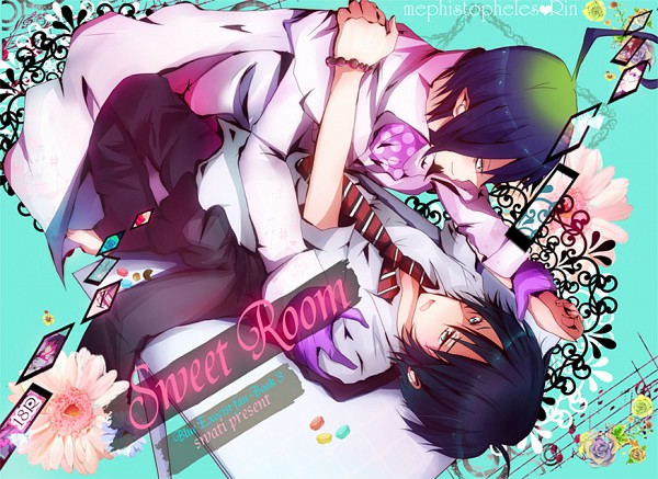 Tags: Anime, Ao no Exorcist, Mephisto Pheles, Okumura Rin