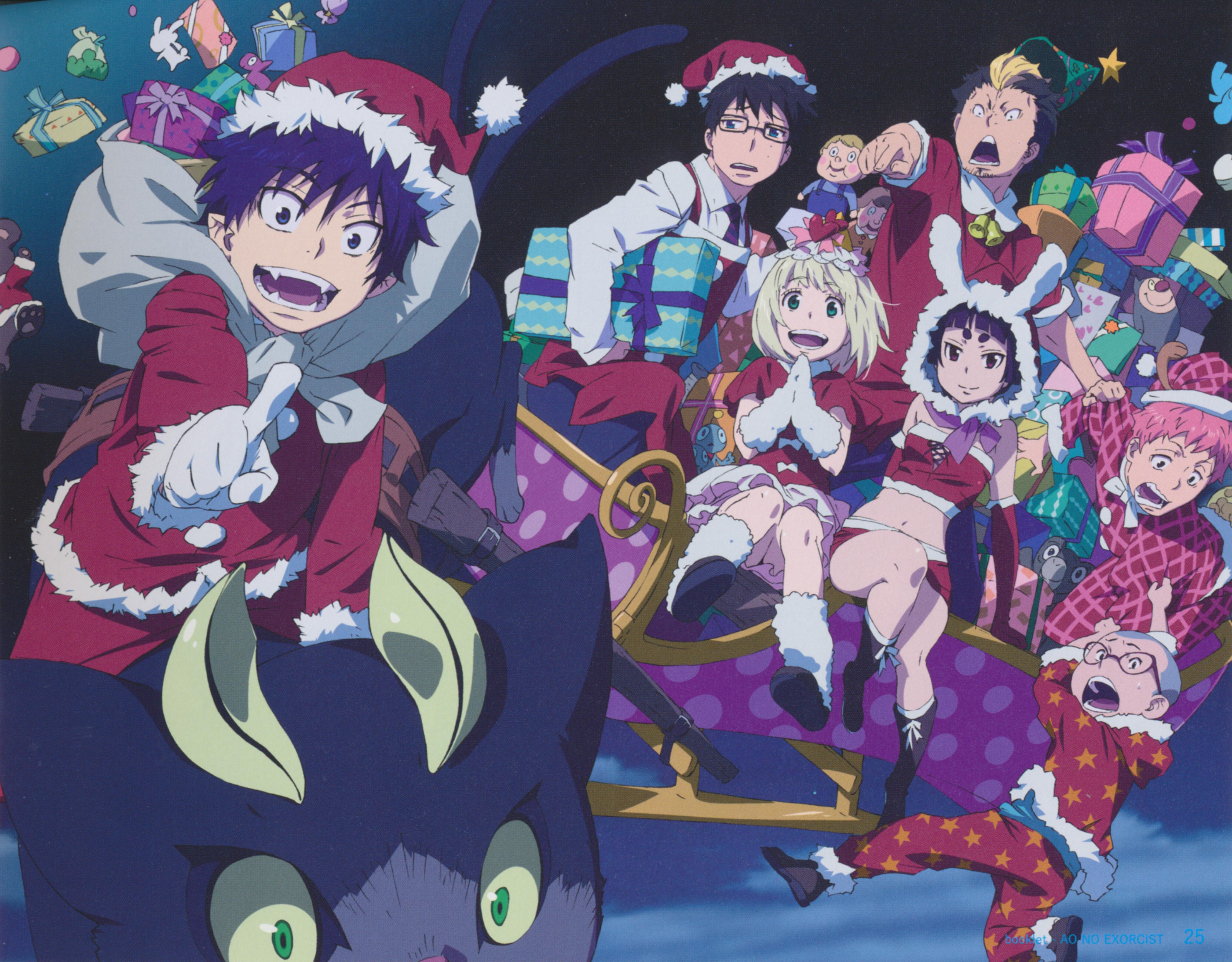 Christmas Outfit - Zerochan Anime Image Board