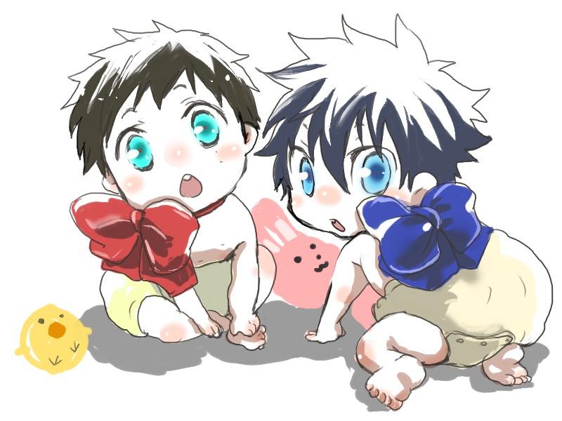 Anime Twin Baby Boys | www.pixshark.com - Images Galleries ...