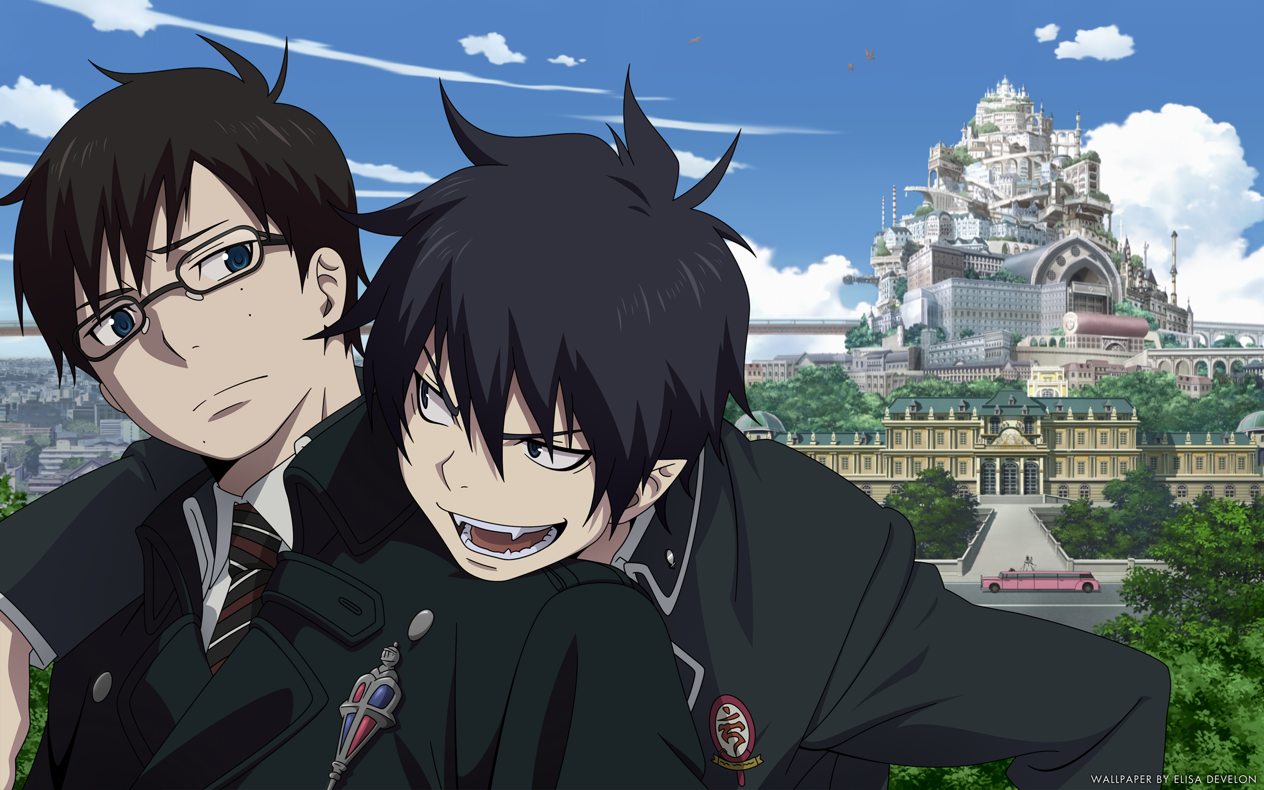 Ao No Exorcist Pictures