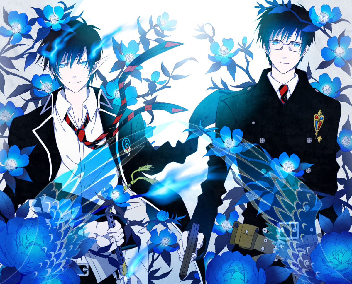 Ao No Exorcist Blue Exorcist Wallpaper Zerochan Anime Image Board