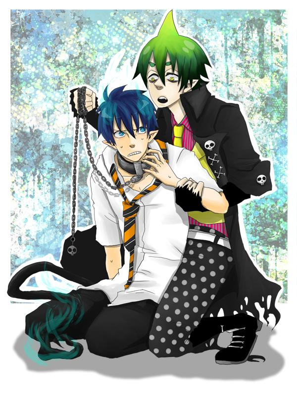 Tags: Anime, , Blue Exorcist