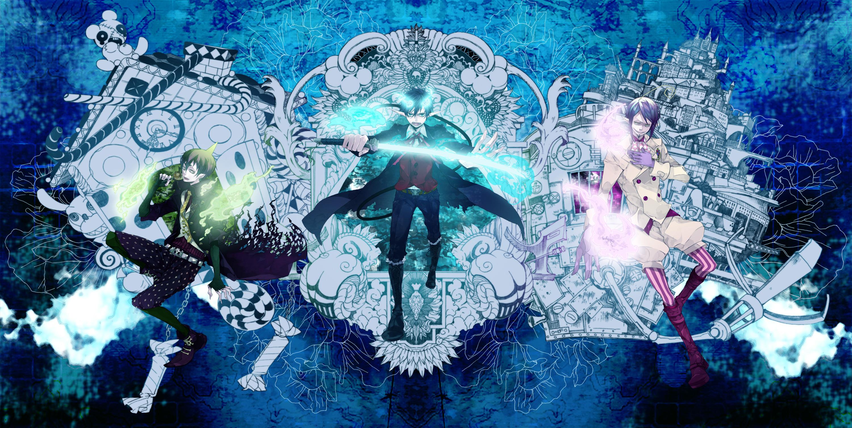 Ao no Exorcist (Blue Exorcist) - Katou Kazue - Wallpaper