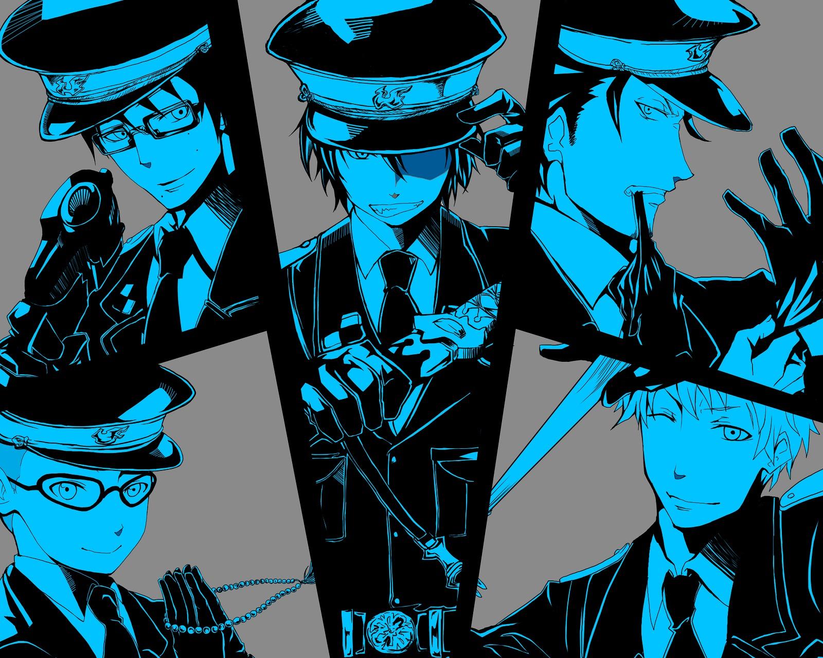 ao no exorcist (blue exorcist) - katou kazue - image #704109