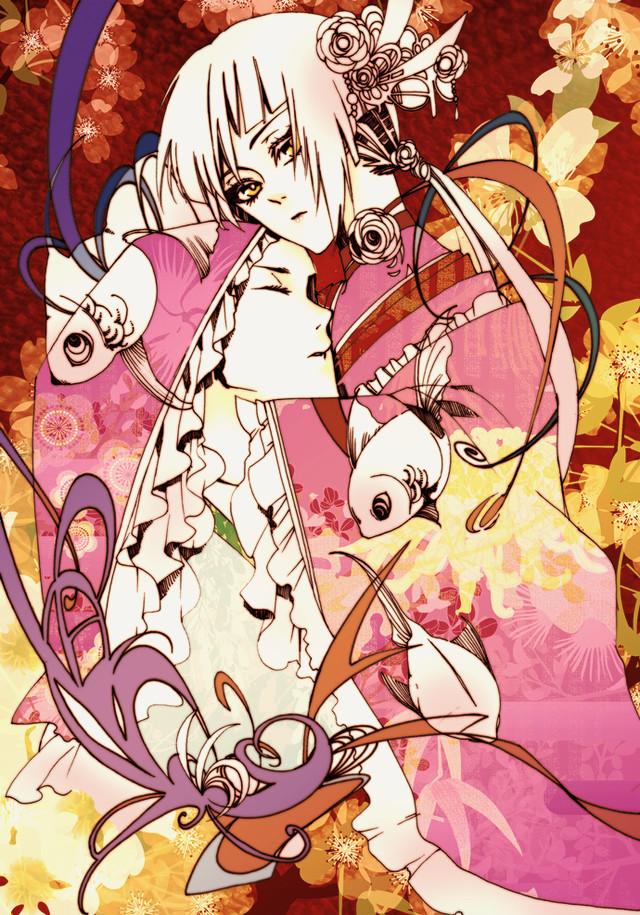 Tags: Anime, Pixiv Id 2138306, Ao no Exorcist, Houjou Mamushi, Shima Juuzou, Mobile Wallpaper, Pixiv, Fanart, Blue Exorcist