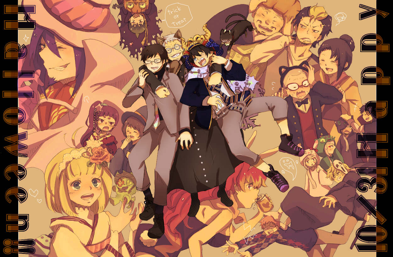 download ao no exorcist s3