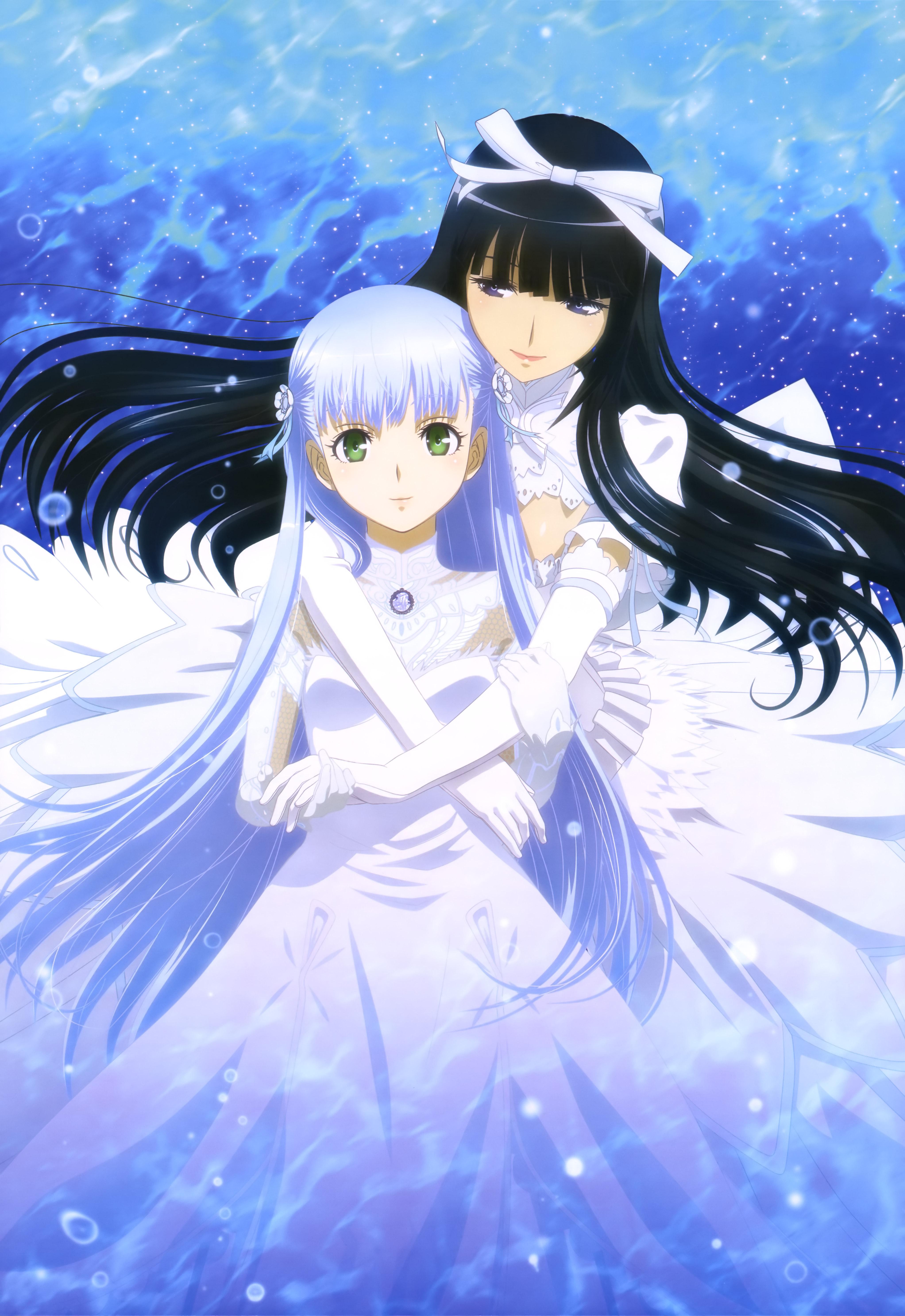 Aoki Hagane No Arpeggio Arpeggio Of Blue Steel Zerochan Anime
