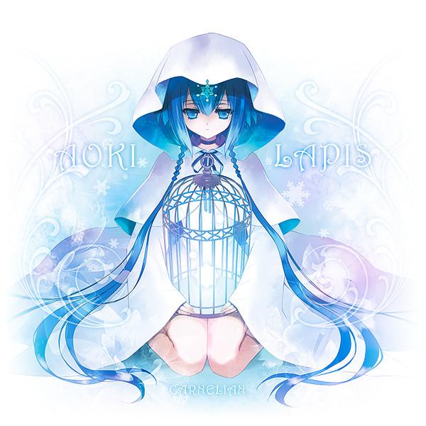 Tags: Anime, CARNELIAN, VOCALOID, Aoki Lapis