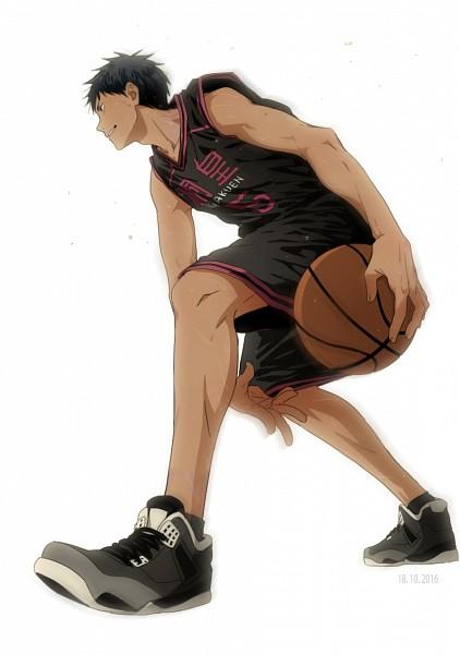 Aomine Daiki Basketball Shoes