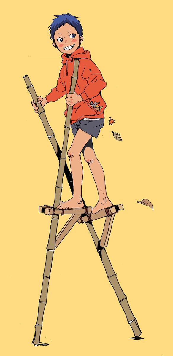 Tags: Anime, Pixiv Id 3651167, Kuroko no Basuke, Aomine Daiki, Fanart From Pixiv, Pixiv, Fanart