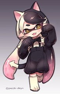 Aori (Splatoon)