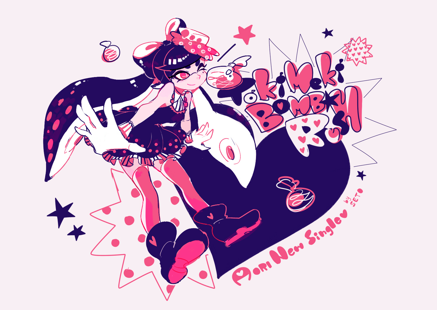 aori splatoon callie splatoon image 2011598 zerochan anime