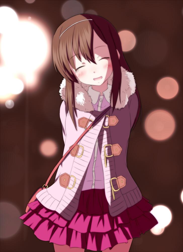 Aoyama Nanami Mobile Wallpaper Zerochan Anime Image Board