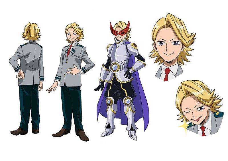Aoyama Yuuga Boku No Hero Academia Zerochan Anime Image