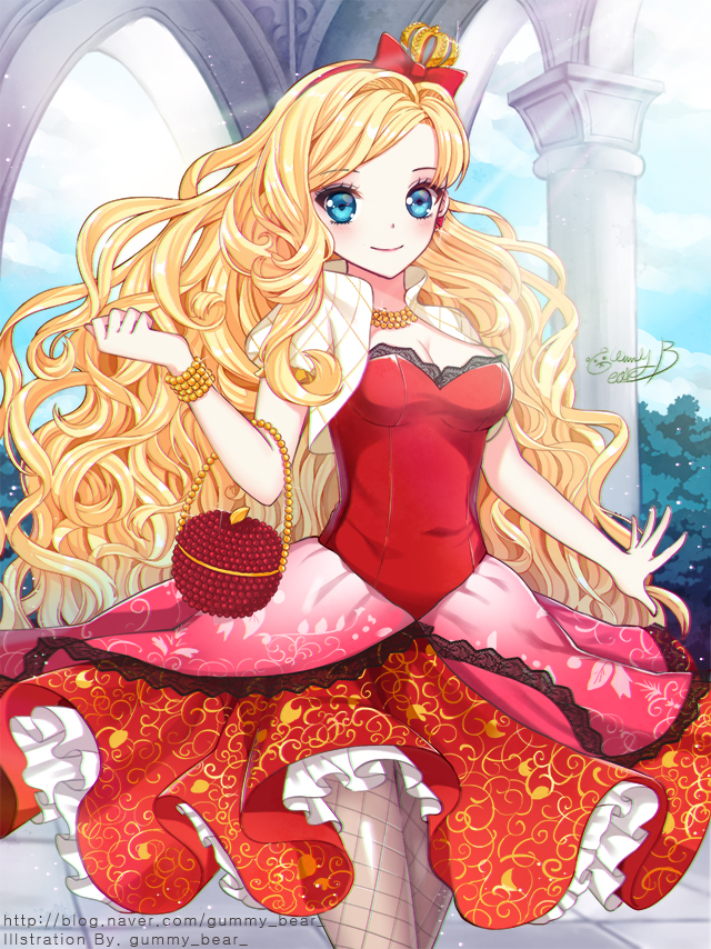 Apple White - Ever After High - Mobile Wallpaper #1947923 ...