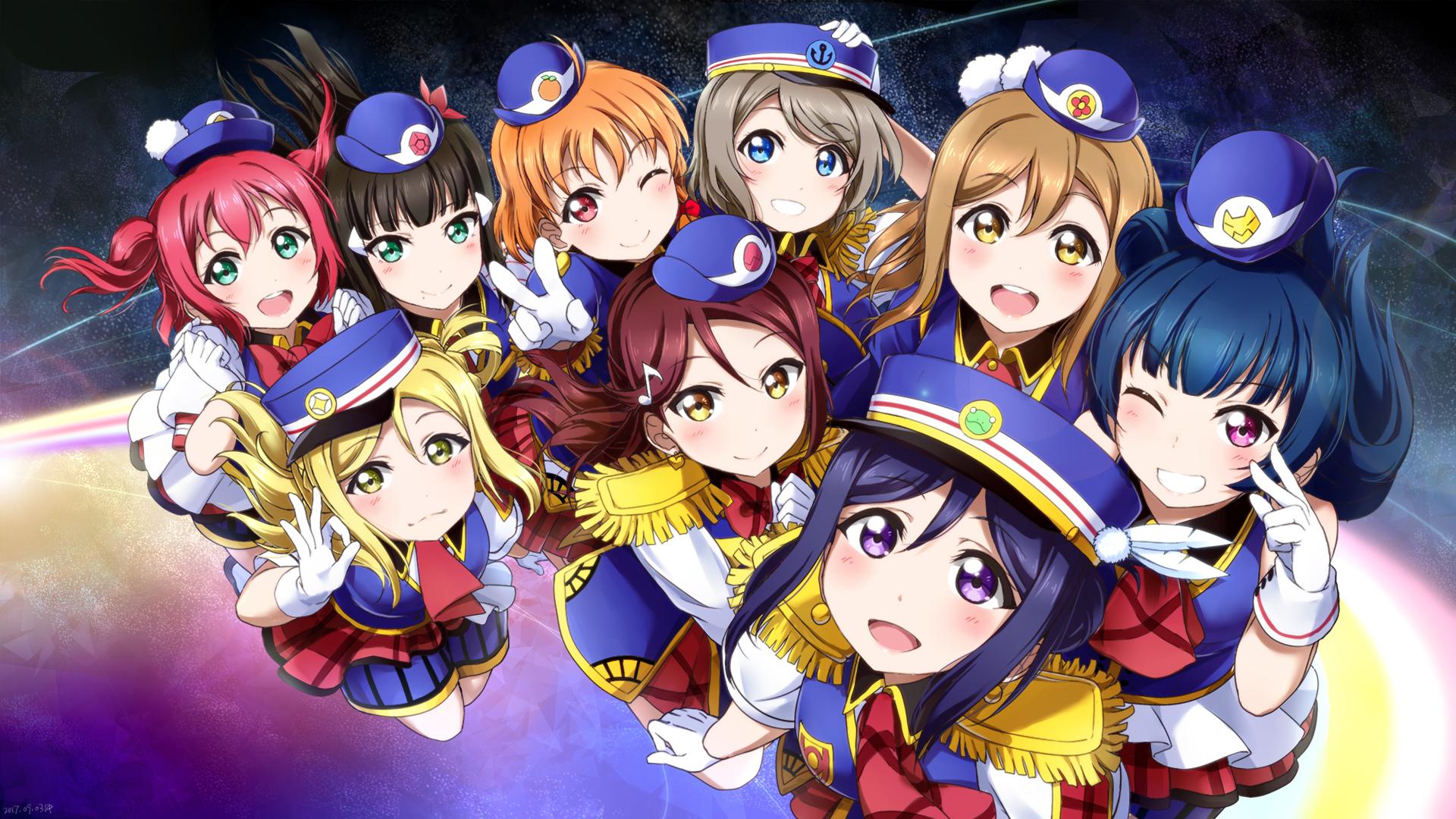 Love Live Sunshine Wallpaper Zerochan Anime Image Board