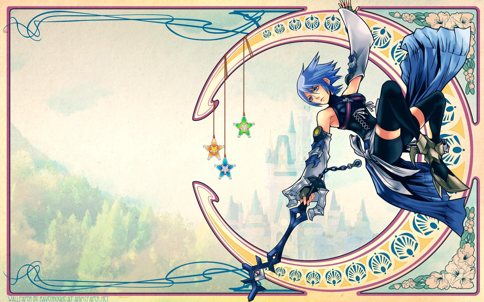 Aqua Kingdom Hearts Full