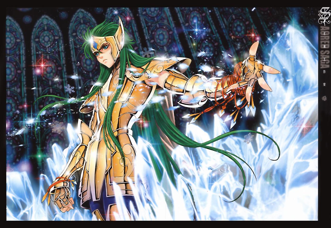 Aquarius Camus Wallpaper Zerochan Anime Image Board
