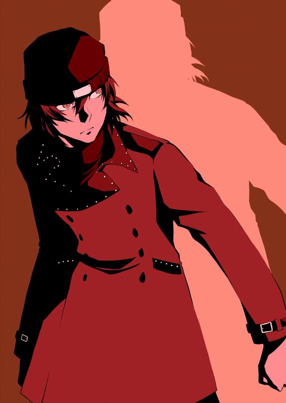 Tags: Anime, Shin Megami Tensei: PERSONA 3, Aragaki Shinjirou, Trench Coat