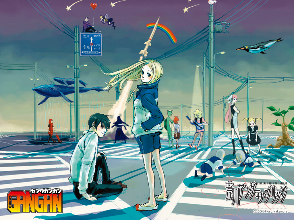 Arakawa Under The Bridge �������