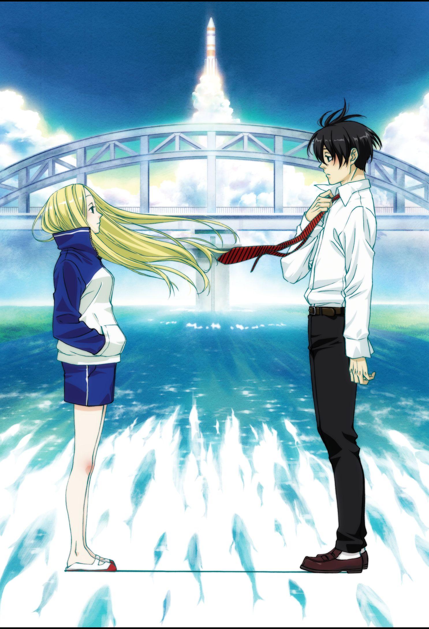 Arakawa Under The Bridge Mobile Wallpaper Zerochan Anime Image