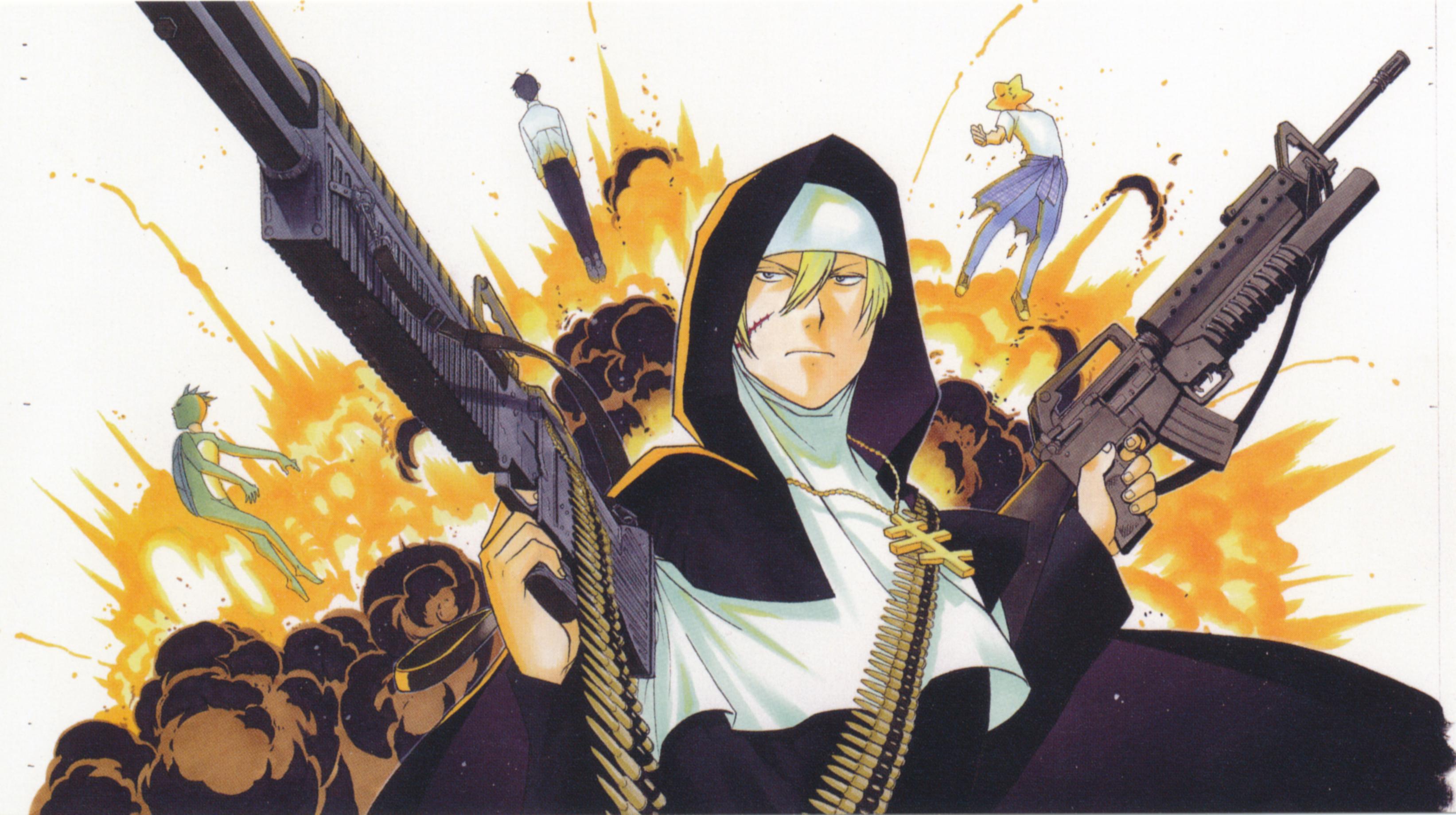 Arakawa Under The Bridge Wallpaper Zerochan Anime Image Board