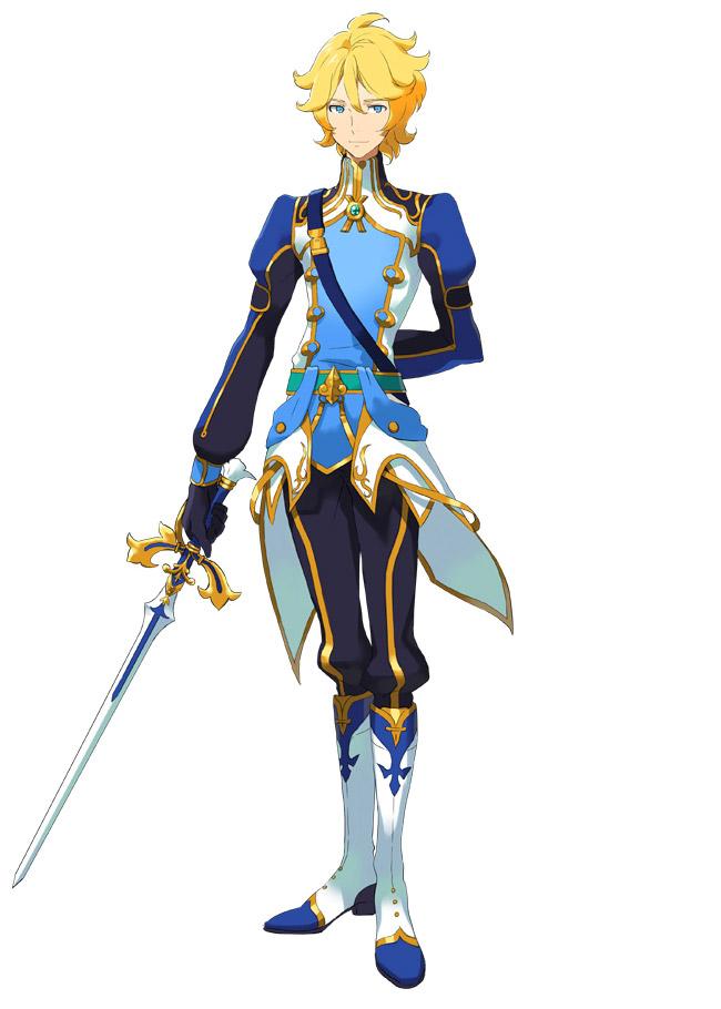 Tags: Anime, Arc Rise Fantasia, Alphonse