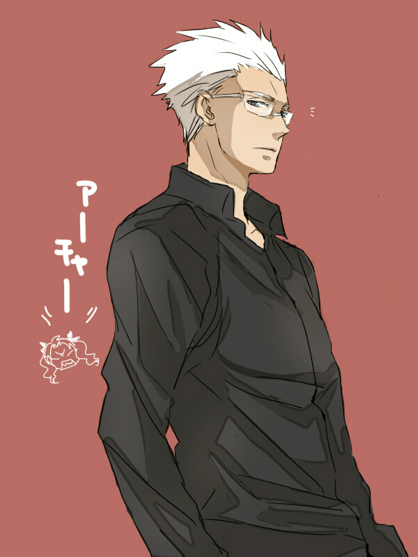 Tags: Anime, Pixiv Id 3985833, Fate/stay night, Archer (Fate/stay night), Pixiv