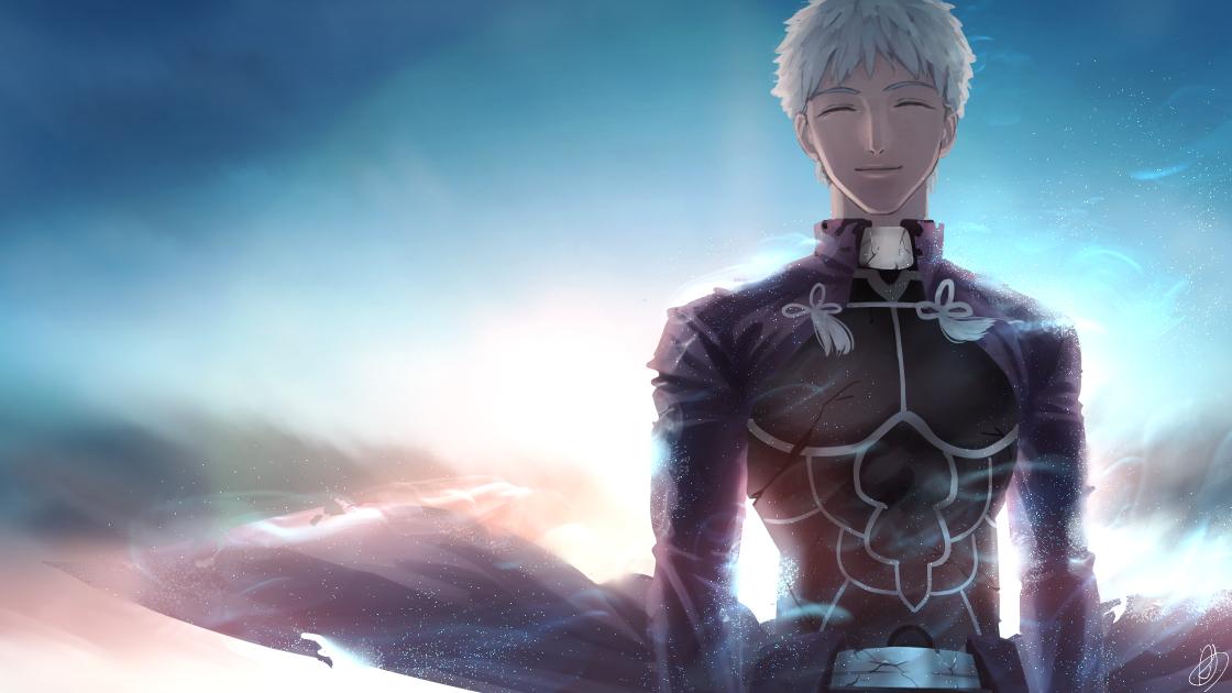 Watashi no archer fate stay night