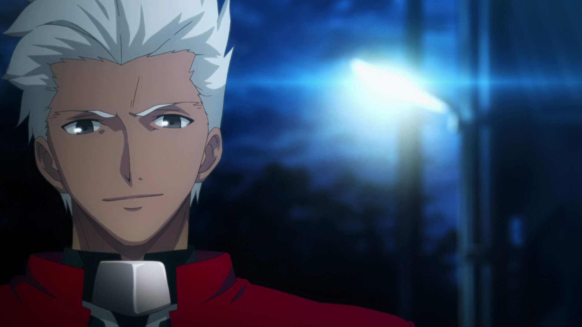 Archer  Fate  Stay Night