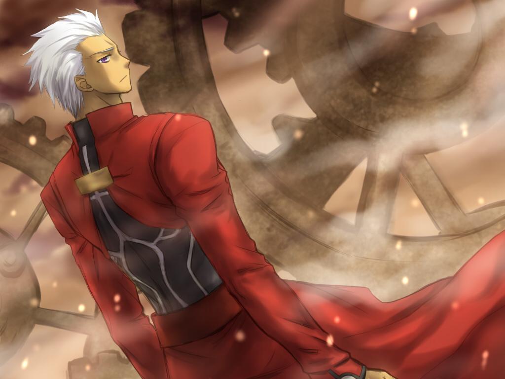 El Heroe de la forja de hierro Archer.(Fate.stay.night).full.234907