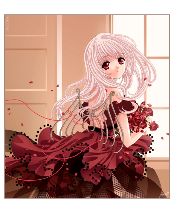 Tags: Anime, Arehandora, Asa no Ha (Pattern), deviantART, Original
