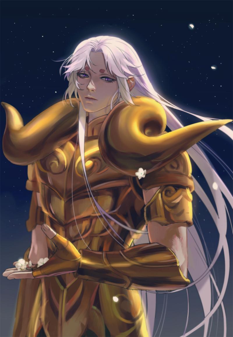 Aries Mu Saint Seiya Zerochan Anime Image Board