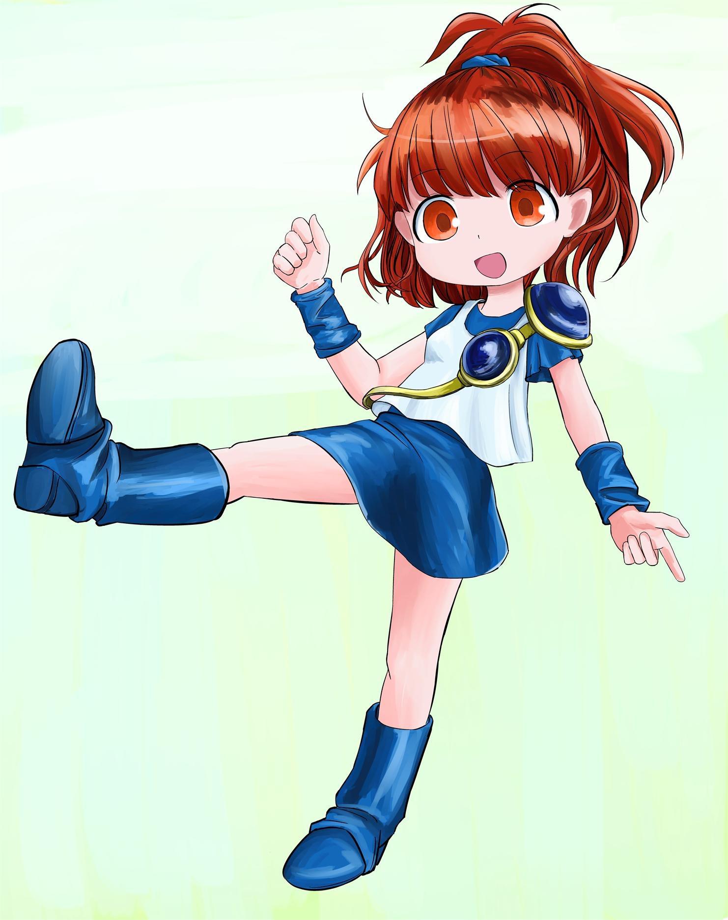 Arle Nadja Puyo Puyo Image 3022347 Zerochan Anime Image Board This is a arle nadja and carbuncle's adventure : arle nadja puyo puyo image 3022347
