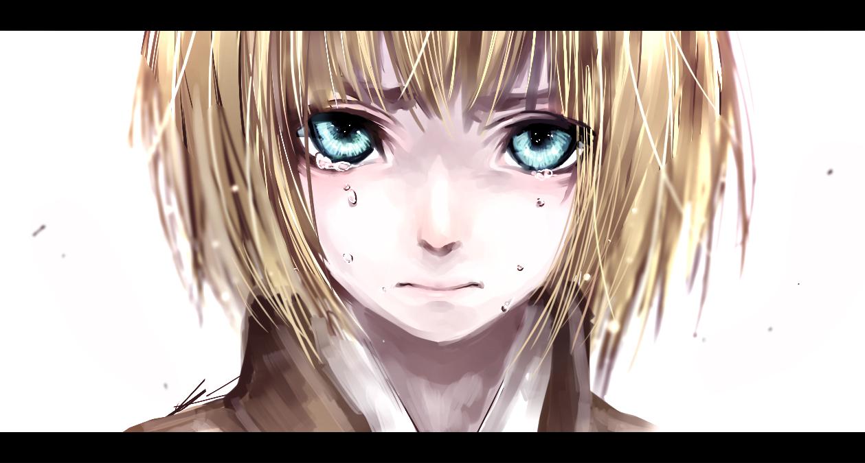Armin Arlert Attack On Titan Image 1512039 Zerochan