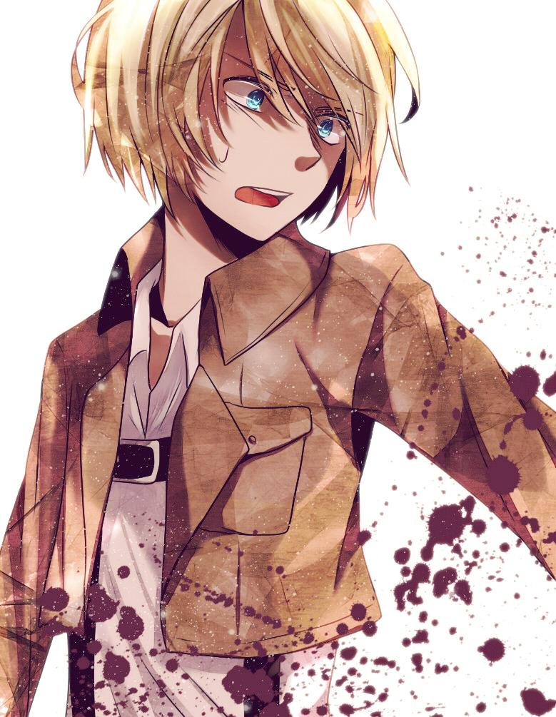 Armin Arlert Attack On Titan Page 9 Of 19 Zerochan