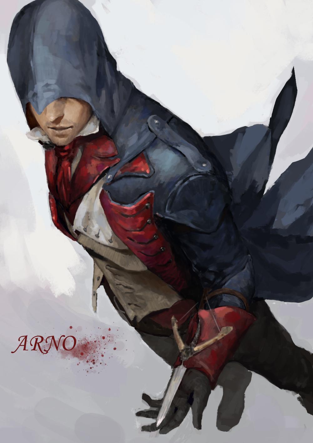 Anime Characters Unity : Arno dorian image zerochan anime board