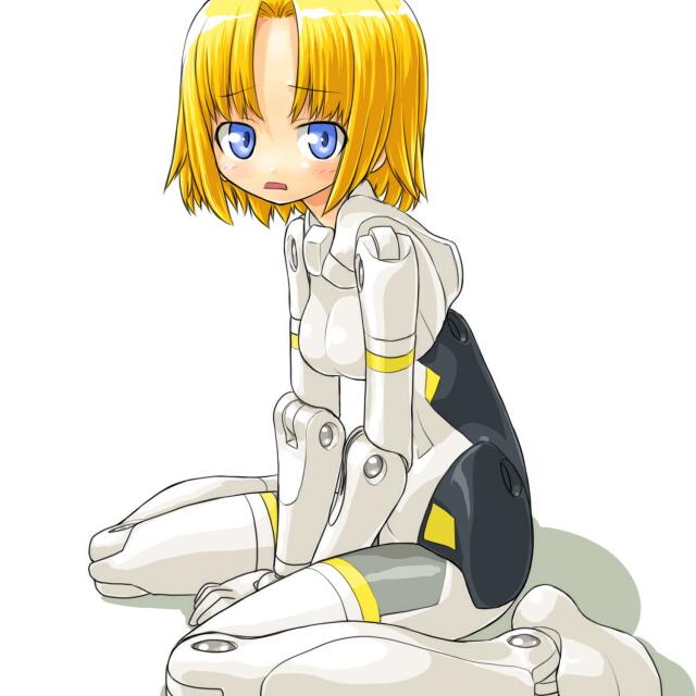 Tags: Anime, DD (Artist), Busou Shinki, Arnval, Pixiv, Fanart