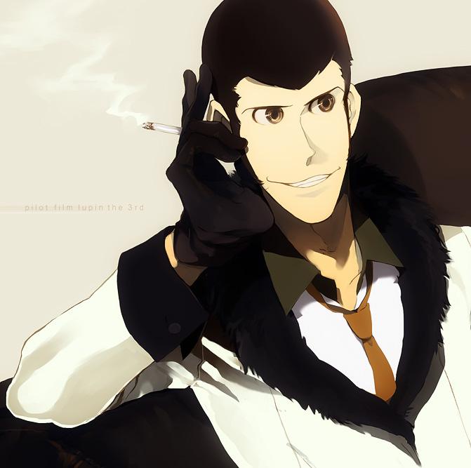 Tags: Anime, Pixiv Id 558066, Lupin III, Arsene Lupin III, Pixiv, Fanart