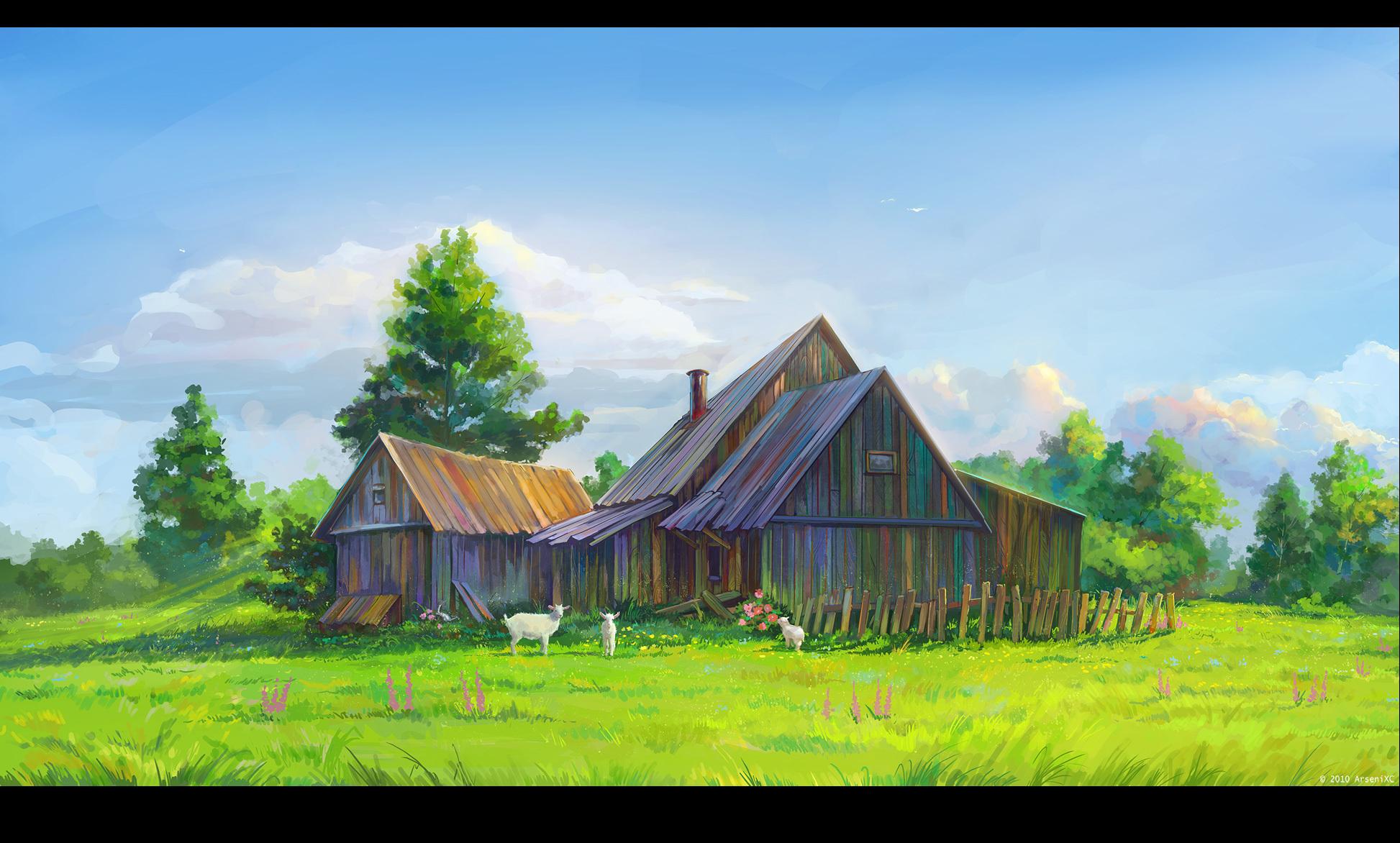 Farm - Zerochan Anime Image Board
